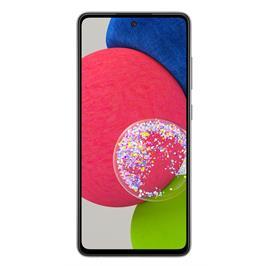"""סמארטפון 6.5"""" זכרון 6GB 128GB מצלמה 64MP + 12MP + 5MP + 5MP תוצרת Samsung דגם Galaxy A52S 5G"""