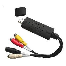 ממיר קלטות וידאו ל-DVD  בחיבור USB 2.0 תומך VISTA / WINDOWS 7