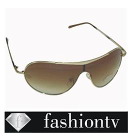 משקפי שמש אופנתיים מבית FASHION TV דגם 5915 זהב