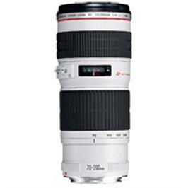 עדשה מקצועית למצלמות SLR קנון EF70-200mm f/2.8L USM - אחריות יבואן רשמי!