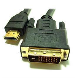 כבל HDMI ל- DVI באורך 1.8 מטר