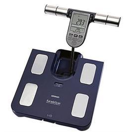 משקל אדם מקצועי OMRON למדידת הרכב גוף גם למבוגרים ולילדים מגיל 6 דגם BF511