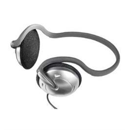 אוזניית עם קשת מאחורי העורף HAMA. דגם 56220 לנגני MP3 MP4 IPOD