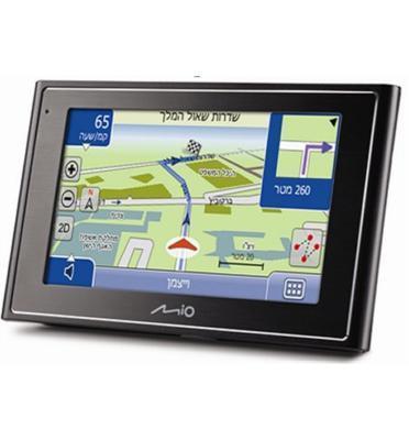 מכשיר ניווט GPS הכי מדויק שיש תוצרת MIO דגם Moov 300
