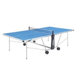 שולחן טניס מלא עם בסיס ומסגרת מאלומיניום ייחודי לשימוש חוץ אלומיניום YORK דגם 900
