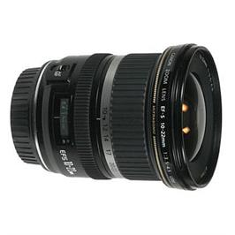עדשה תוצרת CANON דגם EF-S 10-22mm f/3.5-4.5 USM - אחריות יבואן רשמי!