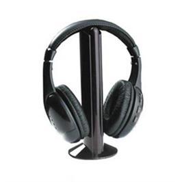 אוזניות אלחוטיות למוזיקה סרטים משחקים וPC