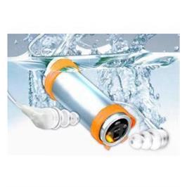 נגן MP3 בנפח 2GB אטום למים לשחייה ופעילויות ספורט