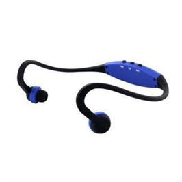 נגן MP3 בנפח 2GB ספורטיבי בעיצוב יחודי ללא חוטים