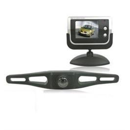 מצלמת רוורס אלחוטית+מסך המותאמת לכל סוגי הרכבים