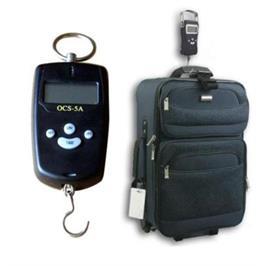 """משקל דיגיטלי נייד עד 50 ק""""ג מעולה לנסיעות וטיולים"""