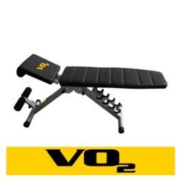 ספסל מתכוונן להרמת משקולות Vo2 דגם F1650