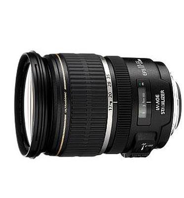 עדשה תוצרת CANON דגם EF 17-55mm f/2.8 IS USM - אחריות יבואן רשמי!