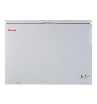 מקפיא תעשייתי De-Frost בנפח 300 ליטר צבן לבן תוצרת Normande דגם BD300
