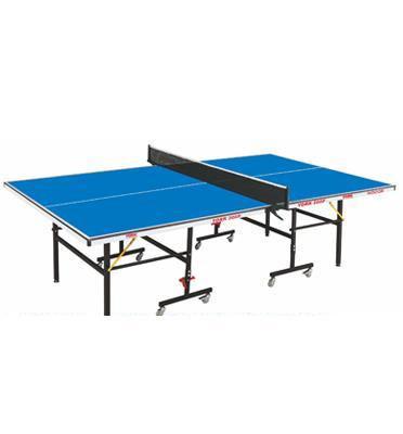 שולחן טניס איכותי לשימוש פנים תוצרת YORK דגם 300 YORK כולל סט מחבטים וכדורים מתנה!