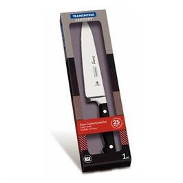 "סכין שף 10 אינץ' (25 ס""מ)CENTURY תוצרת Tramontina"