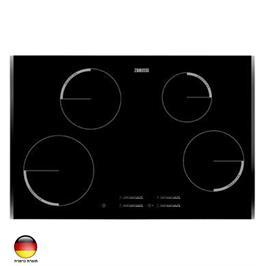"""כיריים אינדוקציה ברוחב 80 ס""""מ 4 אזורי בישול תוצרת ZANUSSI דגם ZEI8740BBA"""