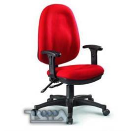 כיסא למחשב איכותי רחב במיוחד מבית MUZAR2000 דגם מילאנו