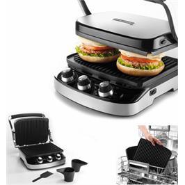 טוסטר לחיצה מקצועי עם 3 מצבי בישול תוצרת DELONGHI. דגם CGH-910 -דגם חדש !!!
