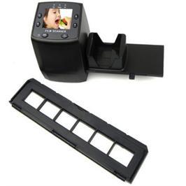 סורק נגטיבים ושקופיות בחיבור USB עם צג LCD מובנה רזולוצייה גבוהה 10 מגה פיקסל