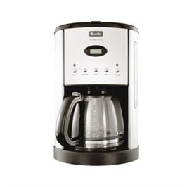 מכונת קפה אלקטרונית לבישול קפה טרי מכיל 12 כוסות תוצרת BREVILLE דגם BCM600