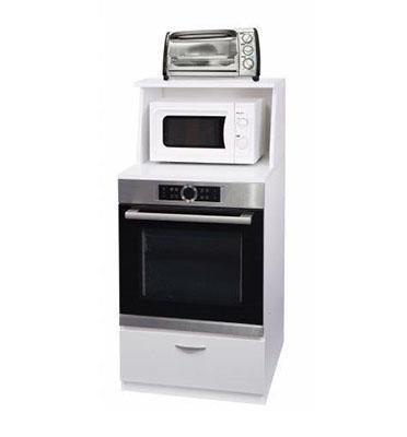 שידה משולבת תנור/מיקרוגל/טוסטר דגם 573