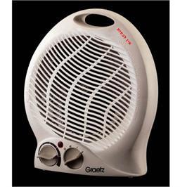 מפזר חום עומד הספק 2000W תוצרת GRAETZ דגם GR851