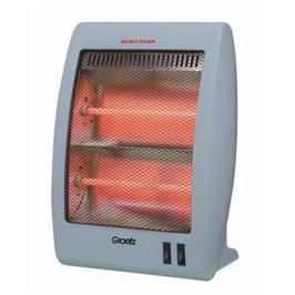 תנור 2 ספיראלות הספק 1000W תוצרת GRAETZ דגם GR1005