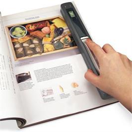 סורק נייד לתמונות מסמכים כרטיסי ביקור עם צג דיגיטלי מבית MATRIX דגם SPYPIX