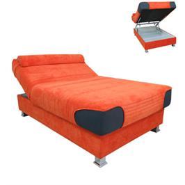 מיטה ברוחב וחצי סופר אורטופדית ומפנקת עם שכבת נוחות וארגז מצעים גבוה דגם ברק + מתנה כרית ראש