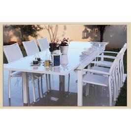 מערכת גן שולחן וכסאות מבית SCAB דגם bondi3200