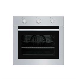 תנור אפיה בנוי מפואר טורבו בעיצוב חדשני גימור נירוסטה תוצרת MAISTER דגם MI606