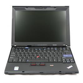 """מחשב נייד """"12.1  מעבד Intel® Core i 5 M520 תוצרת LENOVO דגם ThinkPad X201- מחודש"""