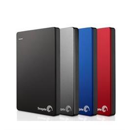 """דיסק קשיח חיצוני נייד 2.5"""" Slim בנפח 2TB בחיבור מהיר USB 3.0 מבית SEAGATE דגם STDR2000200- שחור"""