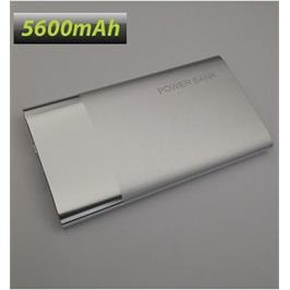 סוללת גיבוי/מטען נייד בעוצמה של 5600mA מבית MATRIX דגם POWERBANK