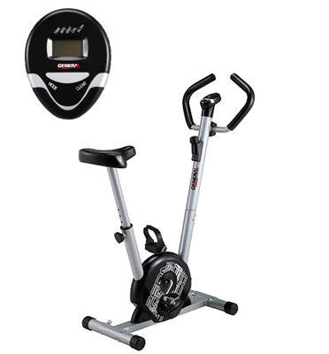 אופני כושר עם צג דיגיטלי חכם תוצרת GENERAL FITNESS דגם B130