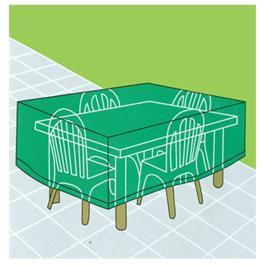 """כיסוי לשולחן גן מרובע גדול מק""""ט 1007227"""