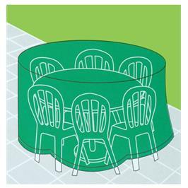 """כיסוי לשולחן גן עגול בינוני מק""""ט 1007268"""