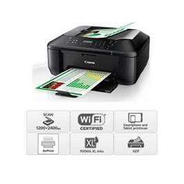 מדפסת משולבת פקס, סורק ומכונת צילום WIFI מובנה תוצרת CANON דגם PIXMA MX475