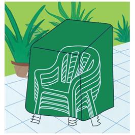 כיסוי ארוך לעד 10 כיסאות גן דגם 1007374