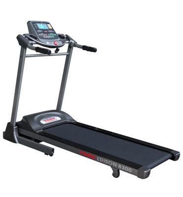 """מסלול ריצה מתקפל שיפוע חשמלי, מנוע שקט 7 כ""""ס תוצרת YORK דגם 8300"""