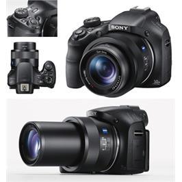 מצלמת 20.4MP דמוי DSLR עם WIFI צילום באיכות 4K Triluminos תוצרת SONY דגם DSC-HX400 - יבואן רשמי