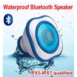 רמקול חדש חסין 100% למים ואפילו צף להנות מהמוזיקה שלך בכל מקום מבית MATRIX דגם IPX5