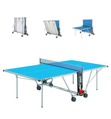 שולחן טניס מביא איתו מבחר של פיצ'רים שווים במיוחד חוץ מבית Vo2 דגם champion 1000