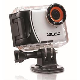 מצלמת אקסטרים FULL HD סטילס ווידאו מארד עמיד למים תוצרת NILOX דגם MINI