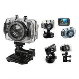 מצלמת אקסטרים באיכות HD עמידה למים עד 10 מטר כולל אביזרים תוצרת DISCOVERY דגם DISCOVERY HD