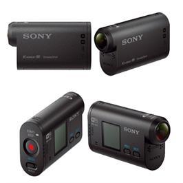 מצלמת וידאו אקסטרים 16.8MP עם זיכרון פלאש ו WIFI תוצרת SONY דגם HDR-AS15 מתצוגה!