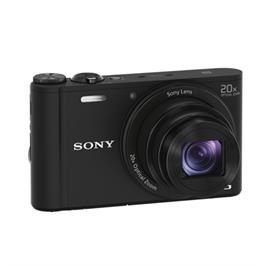 מצלמת סטילס 18.2 מיליון מגה פיקסלים עם תקשורת WIFI תוצרת SONY דגם DSC-WX350 - אחריות יבואן רשמי