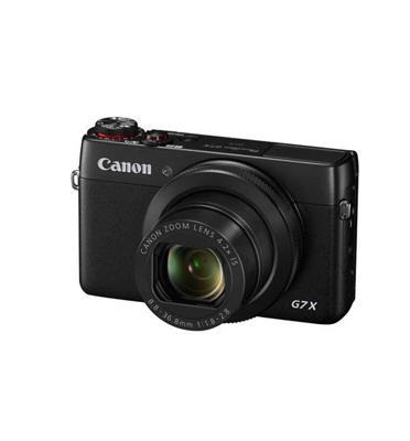"""מצלמה 20.2MP מסך 3"""" כולל WI-FI  תוצרת canon דגם Powershot G7X mark II"""