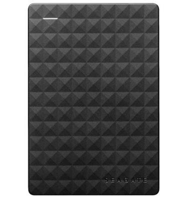 """דיסק קשיח חיצוני 2.5"""" בנפח 2TB מבית SEAGATE דגם STEA2000400"""